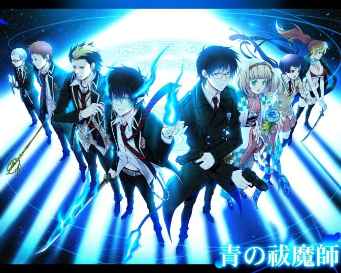 Review: Ao no Exorcist [Anime]