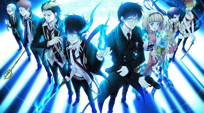Review: Ao no Exorcist [Anime]