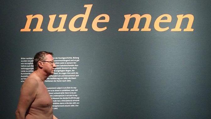 Saat Museum Pria Telanjang Memiliki Pengunjungnya Yang Harus Telanjang [Out of Topic]