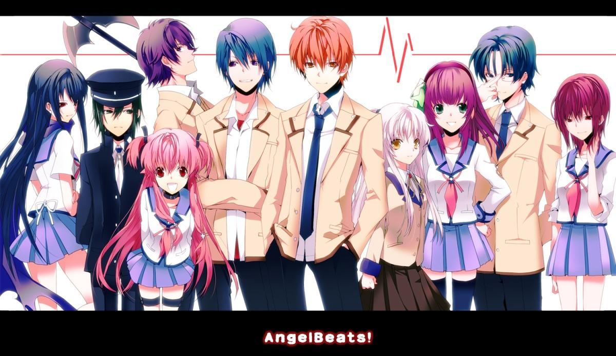 Tentang Karakter Pemain Dalam [Anime] Angel Beats!
