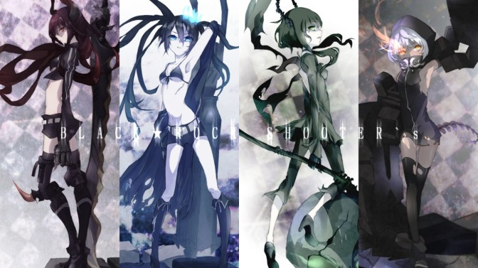 [Anime Download] Black★Rock Shooter