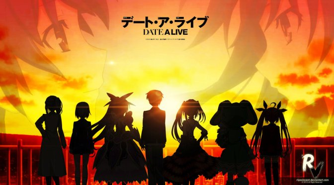 [Anime] Date A Live Season 2 Rilis Ketika Spring 2014