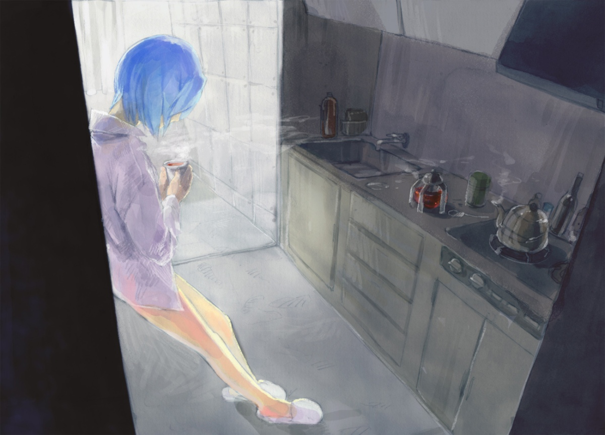 Kitchen Pallete By Takada Rie [Manga]