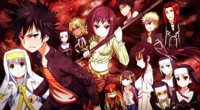 Sedikit Tentang [Anime] To Aru Majutsu no Index